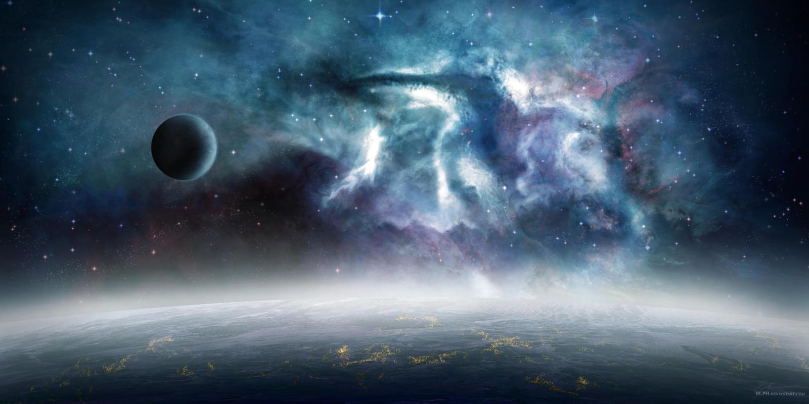 Yet another nebula-speedy by BLPH