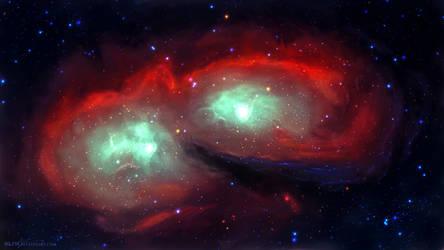 Gate Nebula by BLPH