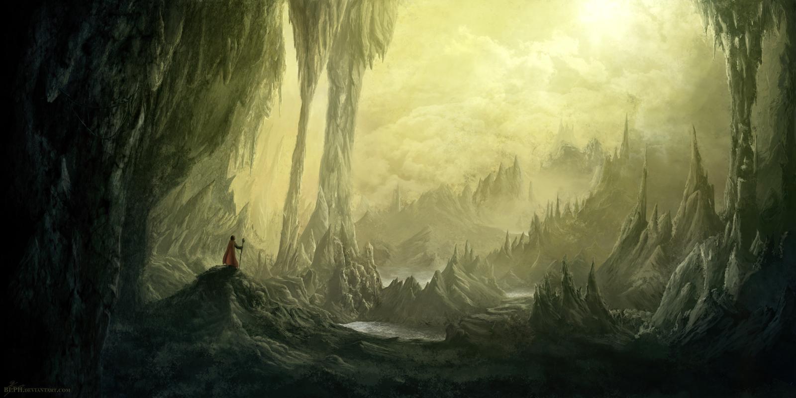 Badlands by BLPH