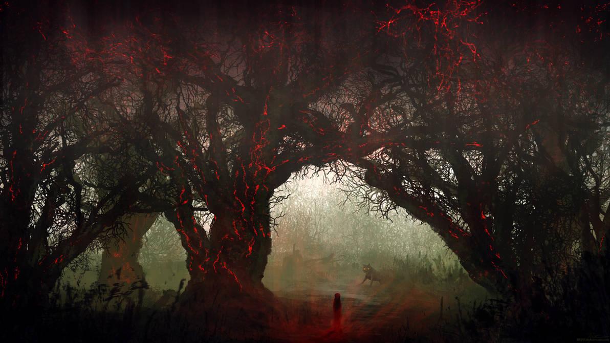 Dark Forest by BLPH