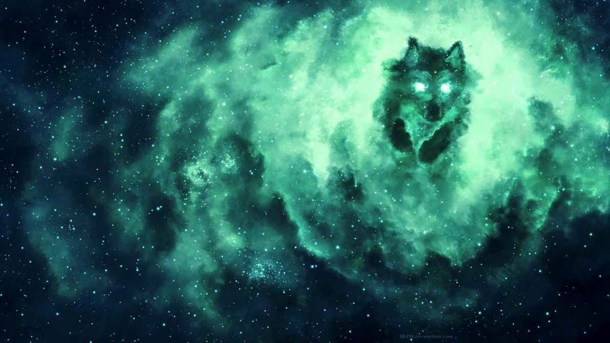 Wolf Nebula by BLPH