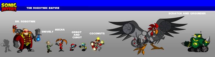 Sonic Odyssey- Robotnik Empire