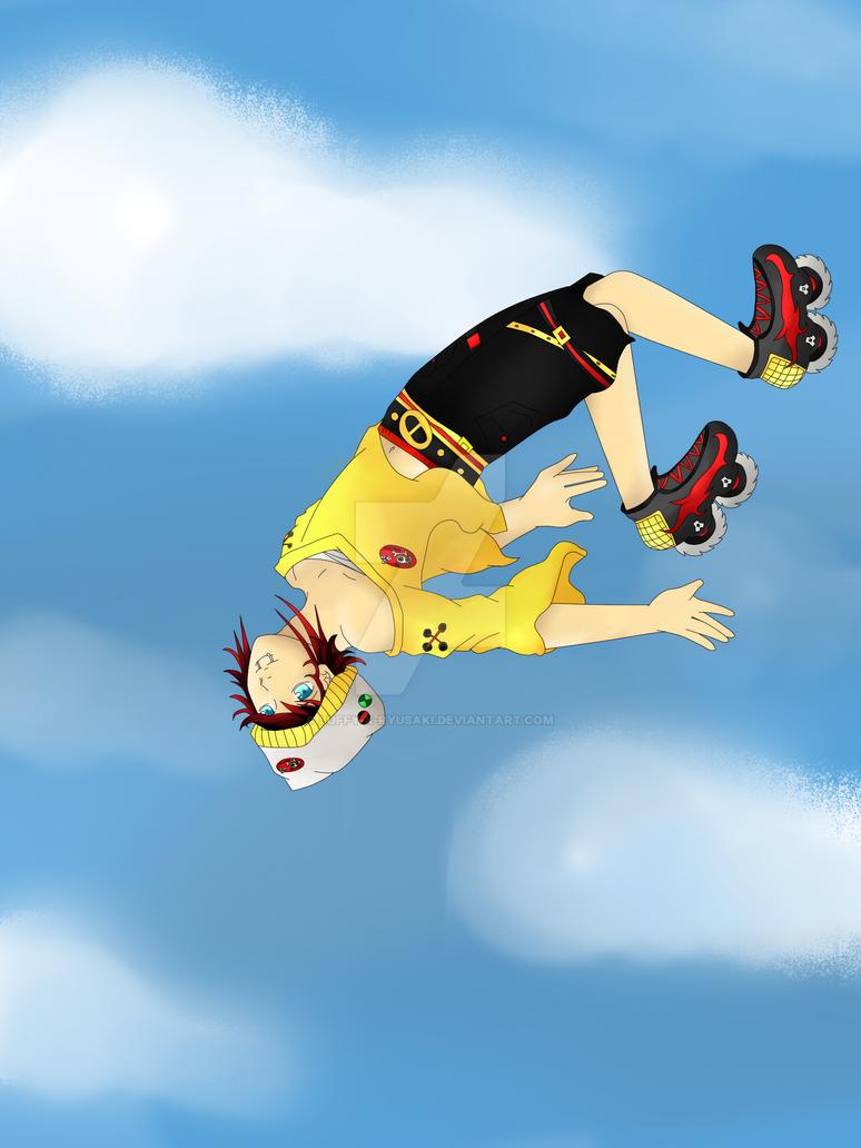 Skyfall by Luffy-x-Ryusaki