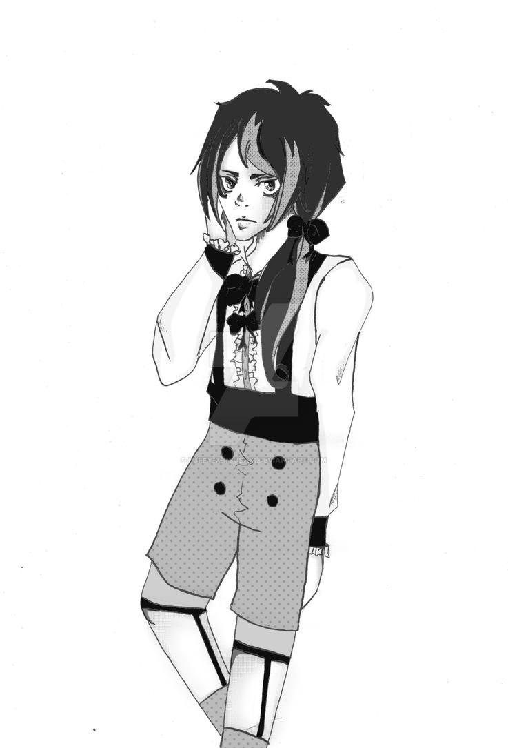 Masao by Luffy-x-Ryusaki