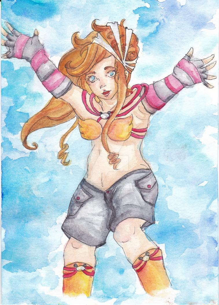 Abby by Luffy-x-Ryusaki