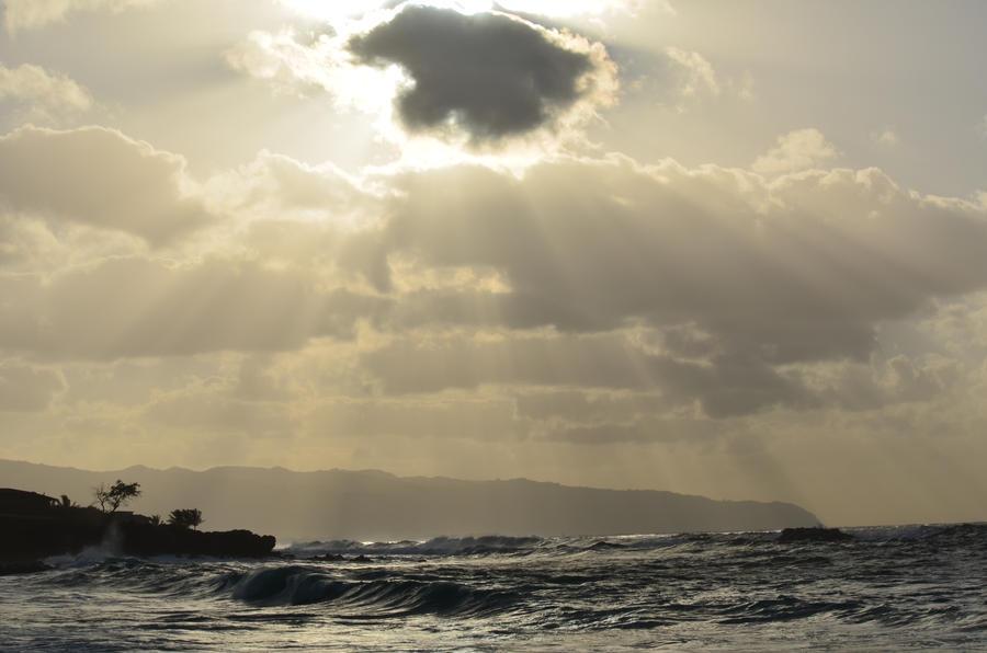 Waimea Sun by schultz4434