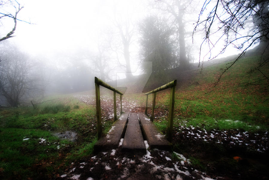 Troll Bridge - Cheshire by OliverWoodPhoto