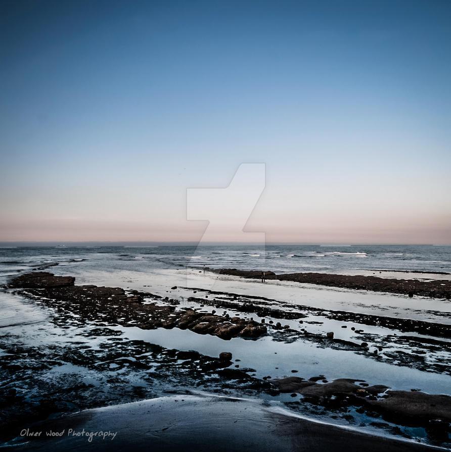 Shoreline by OliverWoodPhoto