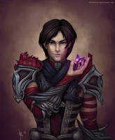 GW2 - The Mesmer by fadedkind