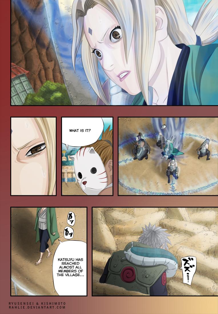 427p6 - Konoha's loss by Rahlie