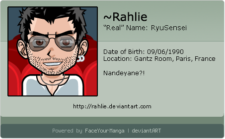 Rahlie's Profile Picture