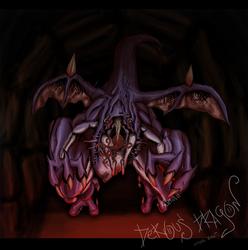 Toriko - Derous Dragon Beast
