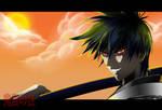Demon Eyes Kyo