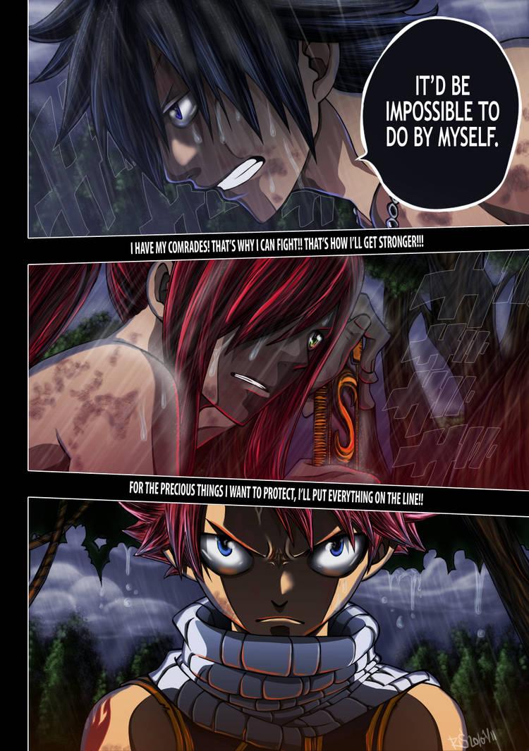 Fairy Tail's Strongest Trio