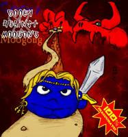 Gooey X Moogong Cover Art by RexRanarum