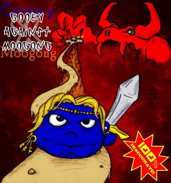 Gooey X Moogong Cover Art