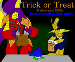 Trick-or-Treat '05
