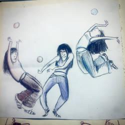 Jongleries by callumrie
