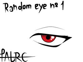 Random Eye 1 by fabricioxaviis