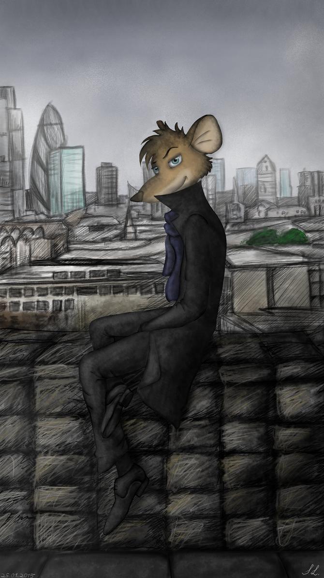~London by UnicornCat