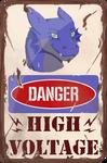 ~Commission: Danger! by UnicornCat