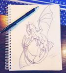 ~ Sketchies: Hard Turn by UnicornCat