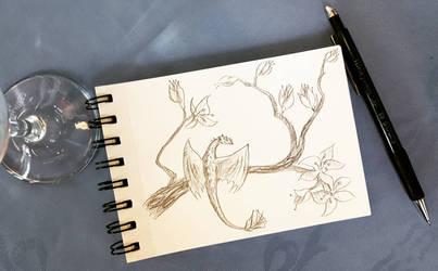 ~Sketchies: Branch