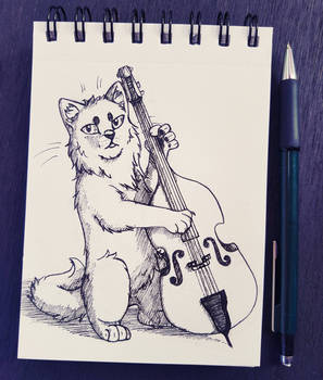 ~Sketchies: All about that bass