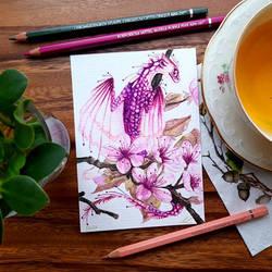 ~Sakura Dragon