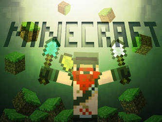 I am a Dwarf minecraft by nicknick111