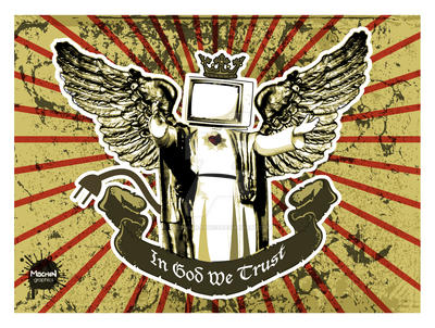 In GOD we trust by MachinGraphics