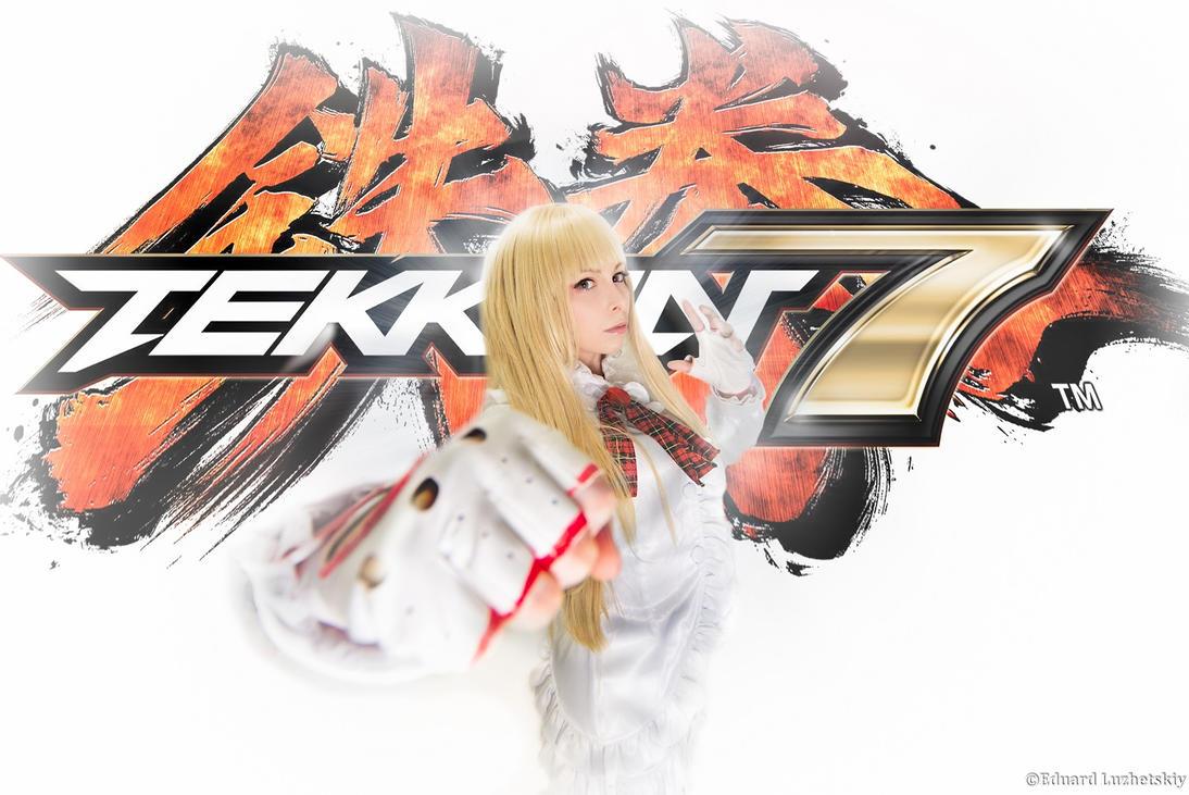 Lili - Tekken by Yuriko Tiger V by EduardLuzhetskiy