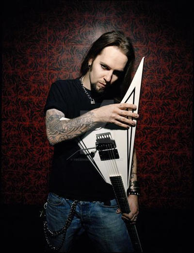 Alexi Laiho 2 by Frozenbullet