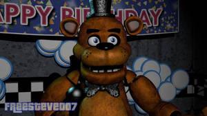 (C4D/FNAF) Five Nights At Freddy's 7th Anniversary