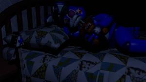 (C4D/OC/FNAF) Sleeping...
