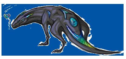 Gem Dragon- Labradorite by ilovecat1213