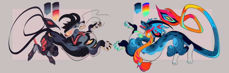 Dragon Adopt Auction | OPEN | COLLAB