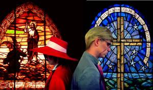 The Saint vs The Sinner