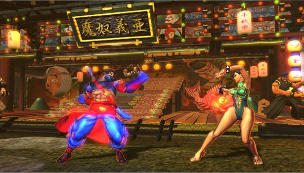 Guy as Jago (Swap Costume Custom Colors)
