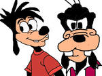 Max and Goofy for MercerMZ by HeyArnoldtheWinn