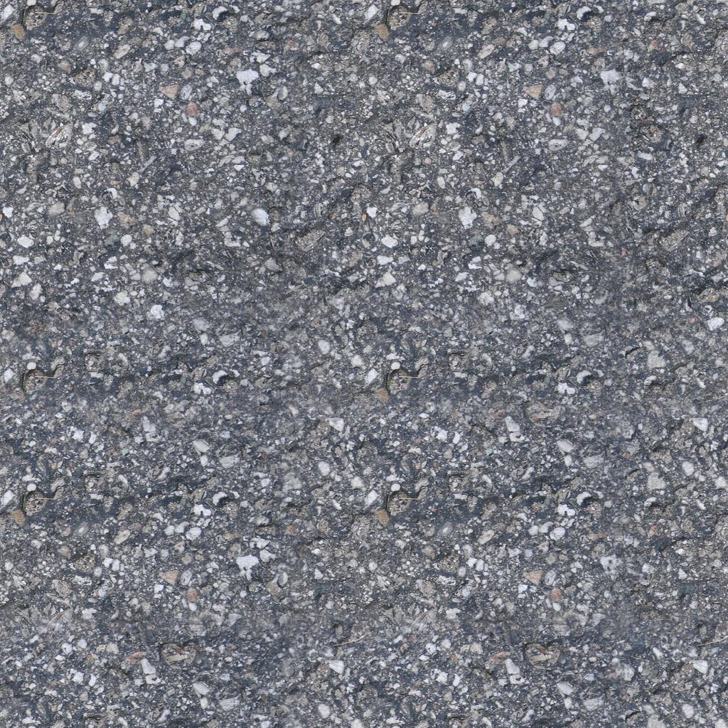 Seamless H+V Asphalt Texture Grey