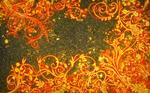Lava Floral Disaster - Burst