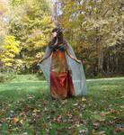 Fall Queen 2 by Sitara-LeotaStock