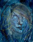 Blue Da Ba Dee by Sitara-LeotaStock
