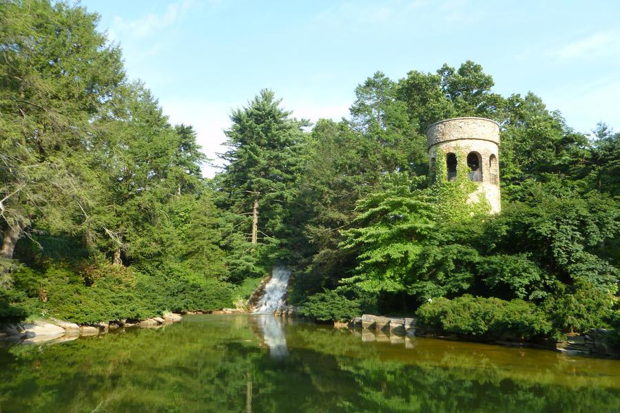 Castle Tower by Sitara-LeotaStock