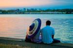 Cherry Blossom Romance by Sitara-LeotaStock