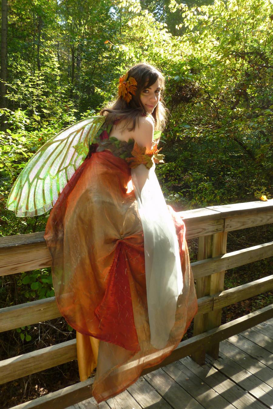 Fall Fairy 1 by Sitara-LeotaStock