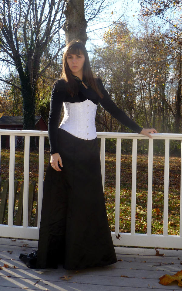 Lady 1 by Sitara-LeotaStock