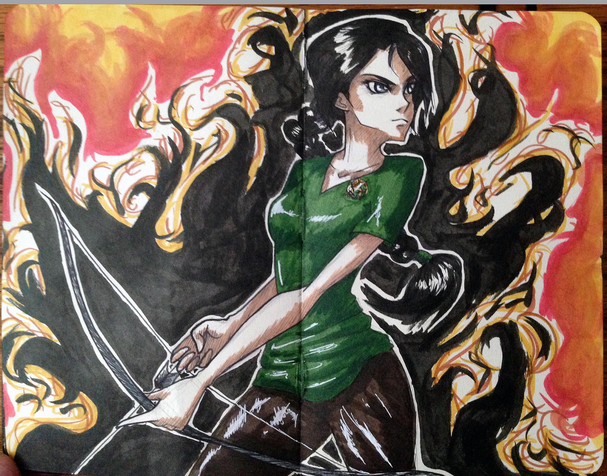 Blaze by evanesce24