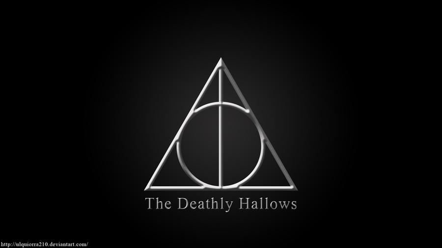 The Deathly Hallows by Ulquiorra210 on DeviantArt